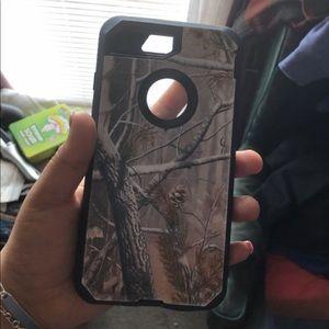 Camo case for iPhone 7 Plus / iPhone 8 Plus